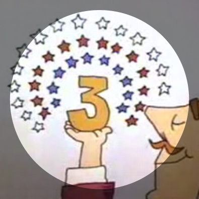 3 is a magic number