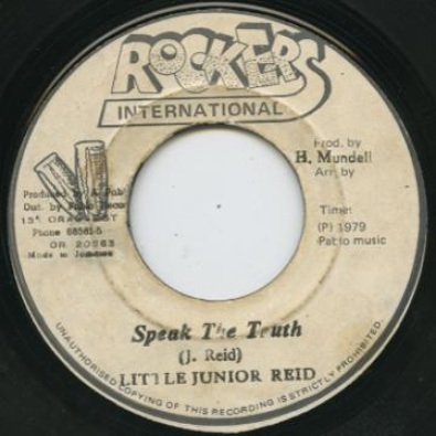 Speak the Truth / Water House Step
