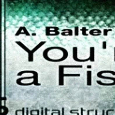You're A Fish