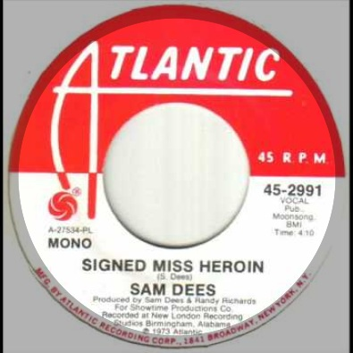 Signed, Miss Heroin