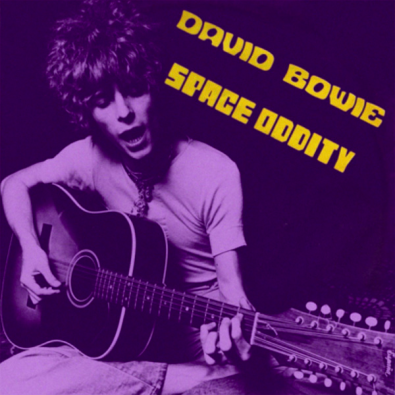Space Oddity (Stylophone and Guitar Track Only)