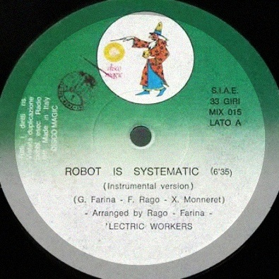 Robot Is Systematic