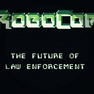 Game Boy version of Robocop