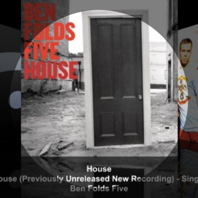 House - previously unreleased new recording
