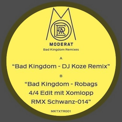 Bad Kingdom (Dj Kose Remix)