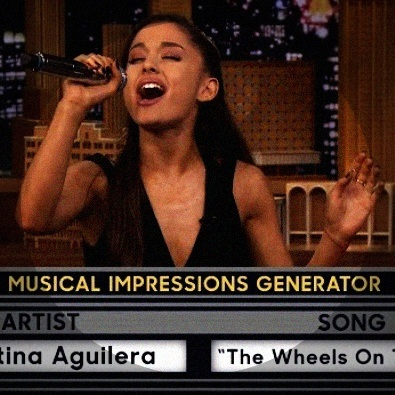 Musical Impressions on Jimmy Fallon