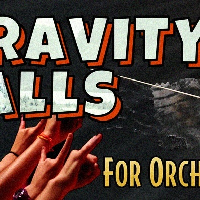 Gravity Falls Theme Song, For Orchestra