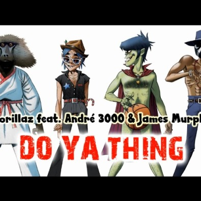 Do Ya Thang (feat. Andre 3000 & James Murphy)