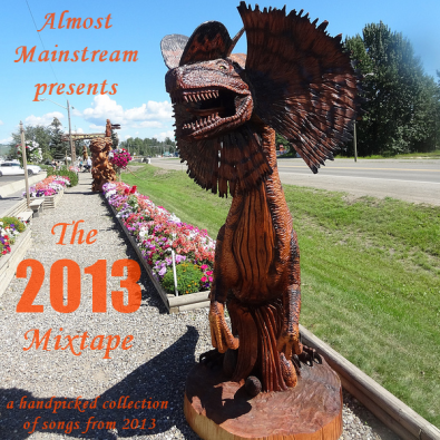 Almost Mainstream - The 2013 Mixtape
