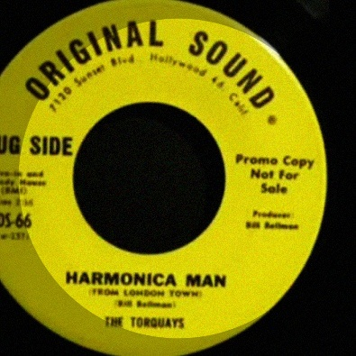 Harmonica Man (From London Town)