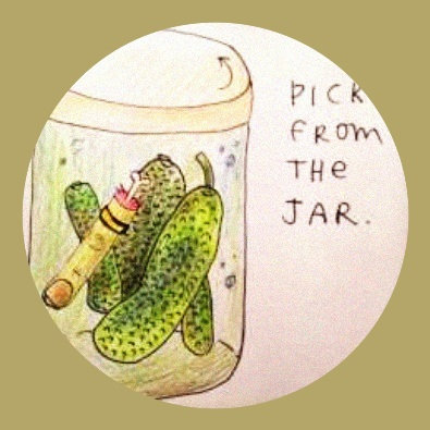 Pickles from the Jar
