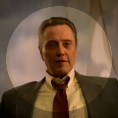 Christopher Walken in Weapon of Choice