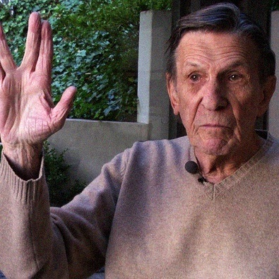 Live Long and Prosper: The Jewish Story Behind Spock
