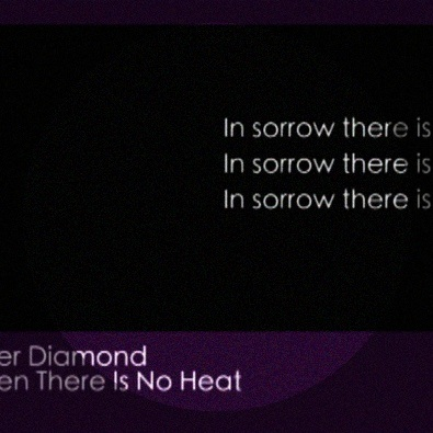 In Heaven There Is No Heat