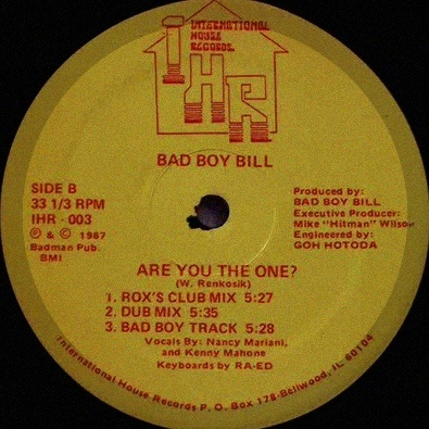 Are You The One? (Dub Mix)