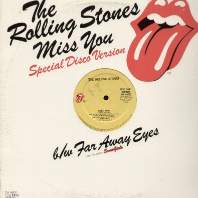 Miss You (Special Disco Version)