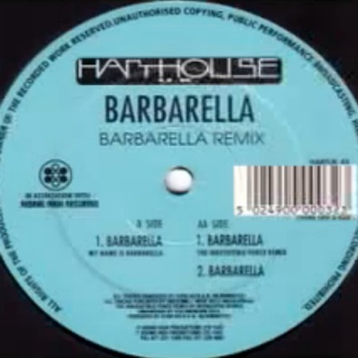 Barbarella (The Irresistible Force Remix)