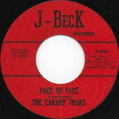 Face To Face (8-track version)