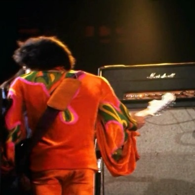Foxy Lady (Live At The Isle Of Wight)