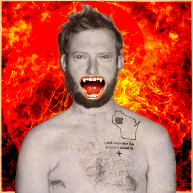 Justin Vernon (Body in the Thames Prince of Darkness Hallowe'en Special mix)