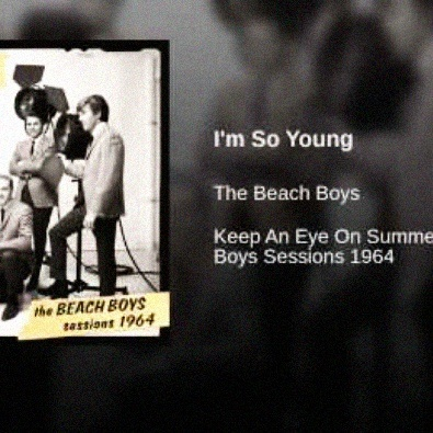 I'm So Young (Alternate Version Session Highlight / New Stereo Mix)