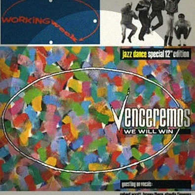 "'Venceremos (We Will Win) (Jazz Dance Special 12"" Edition)'"