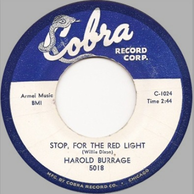 Stop For The Red Light