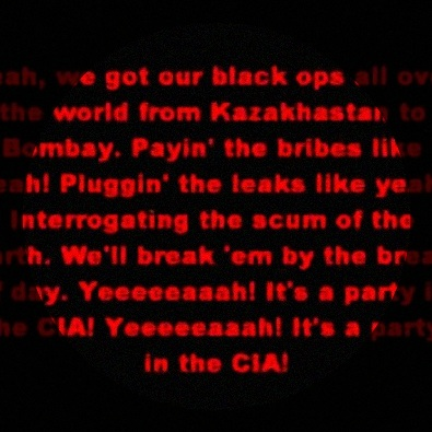 "Party In The CIA (Parody of ""Party In The U.S.A."" by Miley Cyrus)"