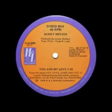 "You Are My Love (Walter Gibbons 12"" Version)"