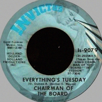Everything's Tuesday