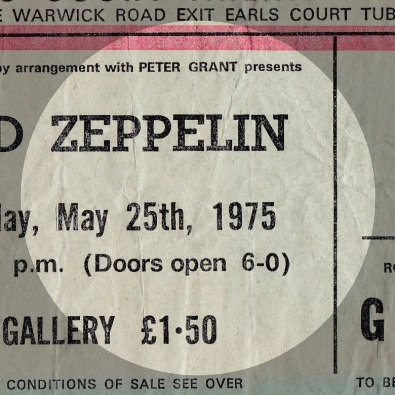 Sick Again (Earl's Court 25-05-1975)