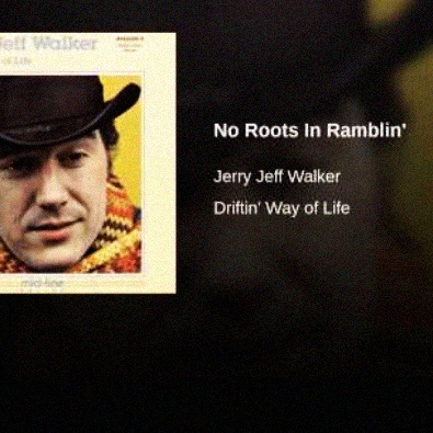 No Roots In Ramblin'