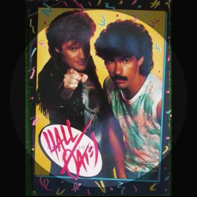 Hall & Oates - You Make My Dreams Come True