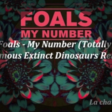 My Number (Totally Enormous Extinct Dinosaurs Remix)