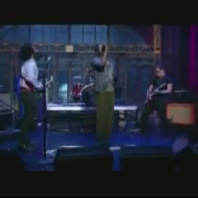 Wolf Like Me (Live/Letterman)