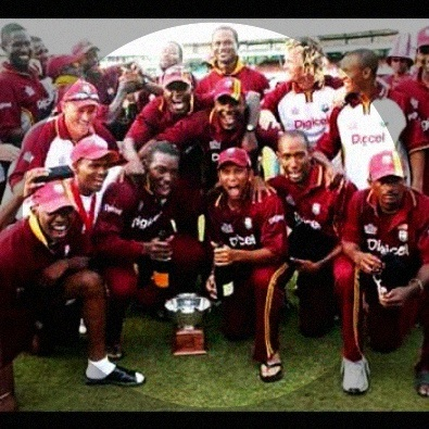 Rally 'round the West Indies