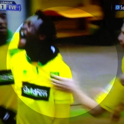Kei Kamara's first goal for Norwich (and the Prem)