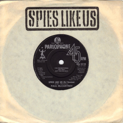 Spies Like Us (Art of Noise remix)