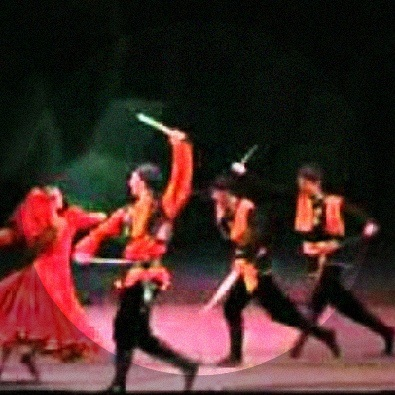 Sabre Dance from Gayaneh Ballet