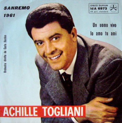 Achille Togliani S Best Songs This Is My Jam