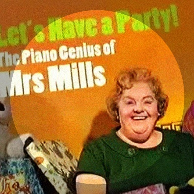 Mrs Mills Medley: I Want To Be Happy/The Sheik Of Araby/Baby Face/Somebody Stole My Gal