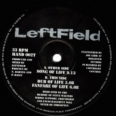 "Song of Life (12"" Version)"