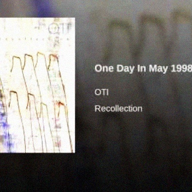 One Day in May, 1998