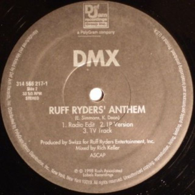 Ruff Ryders Entertainment Albums