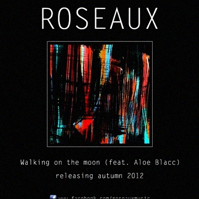 Walking on the moon (feat. Aloe Blacc)