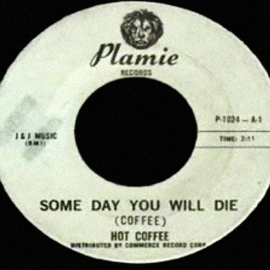 Some Day You Will Die