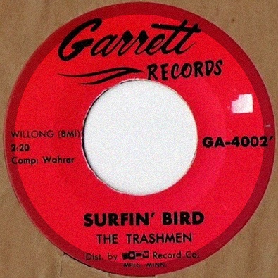 Surfin' Bird Bangarang (The Trashmen vs. Skrillex)