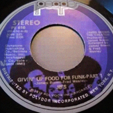 Givin' Up Food For Funk