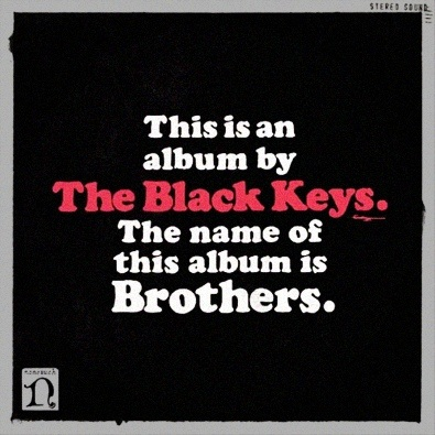 These Days - the Black Keys