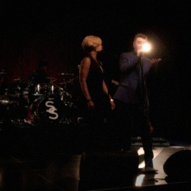 Stay with Me (Live ft. Mary J. Blige)